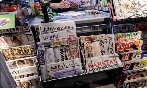 Kodėl darbuotojus verta pratinti skaityti naujienas?